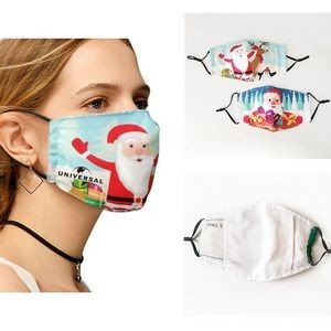 Christmas Reusable Face Masks